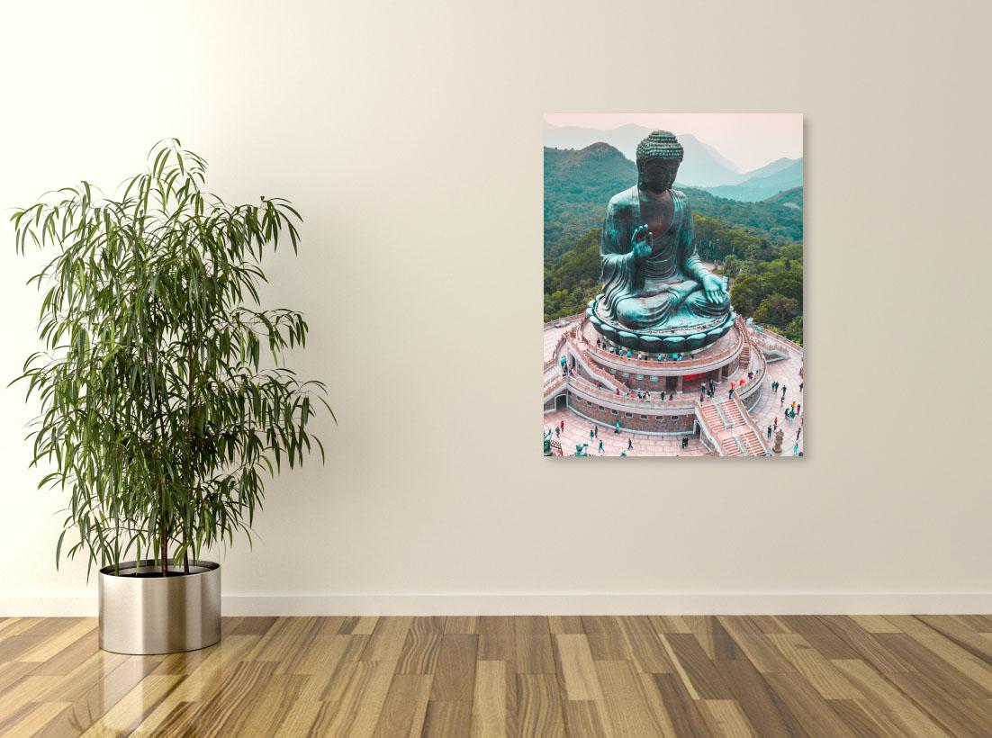 Tablou canvas Templu Buddha - Pepanza.ro