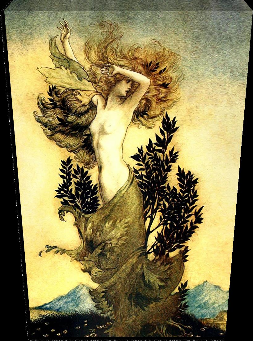 Tablou canvas Muză în natură - Pepanza.ro