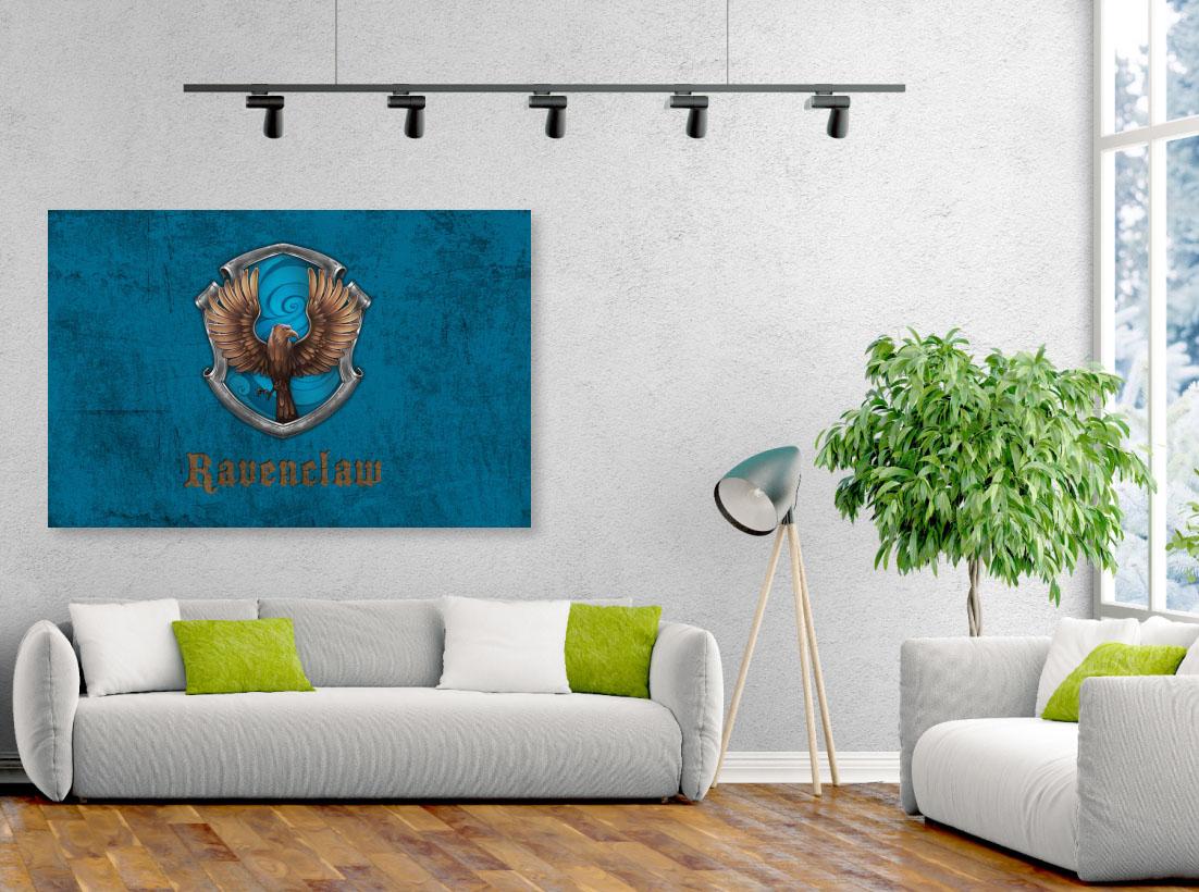Tablou Filme Harry Potter - Ravenclaw - Pepanza.ro