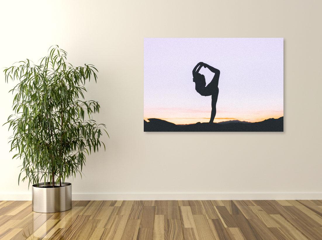 Tablou canvas Yoga - Pepanza.ro