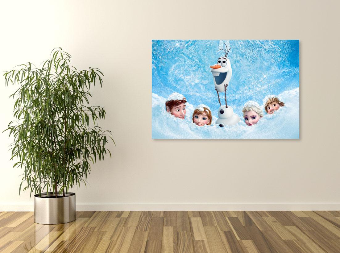 Tablou Filme Frozen - Pepanza.ro