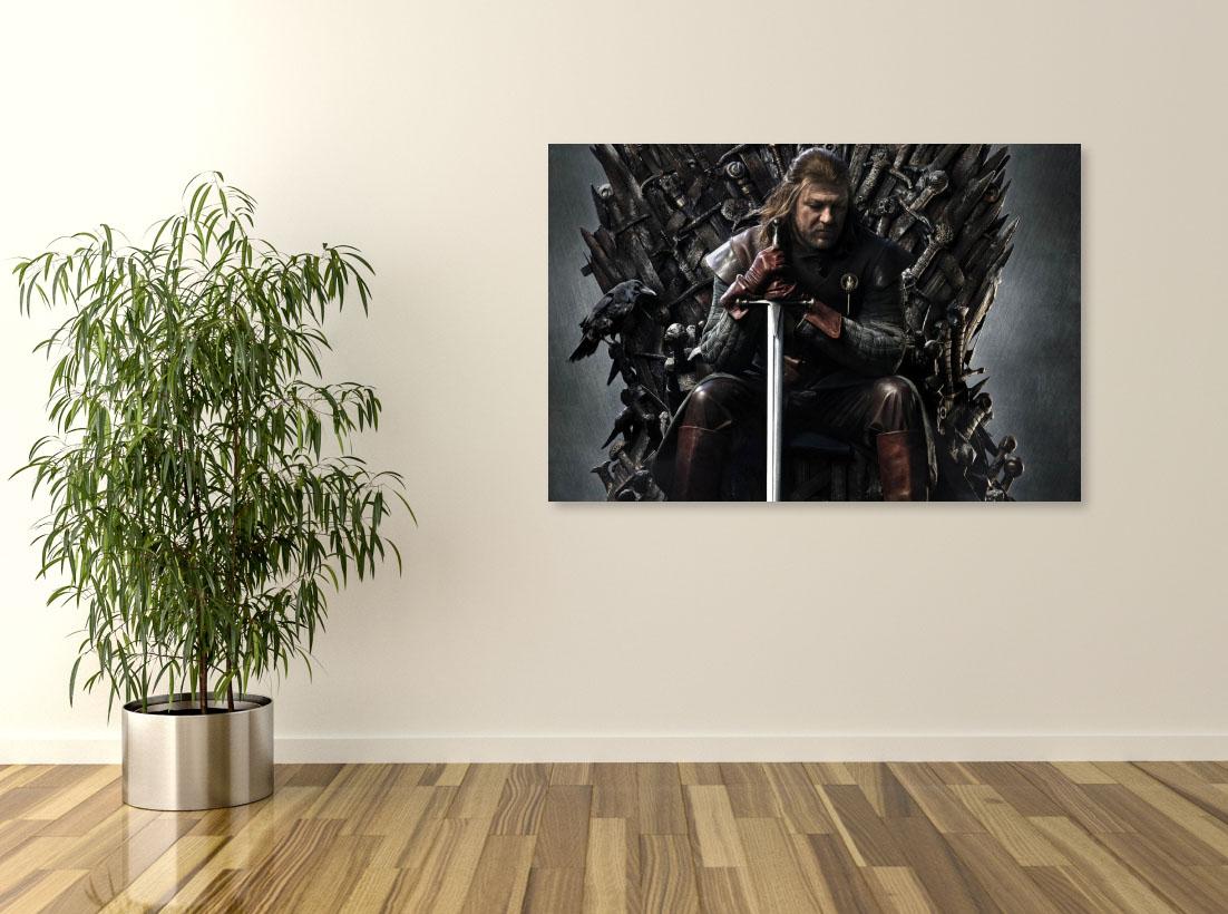 Tablou Filme Game of Thrones, Ned Stark - Pepanza.ro