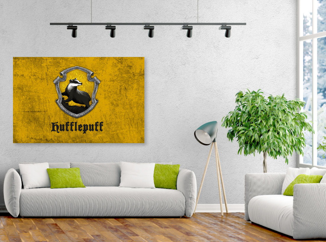 Harry Potter Hufflepuff- Pepanza.ro