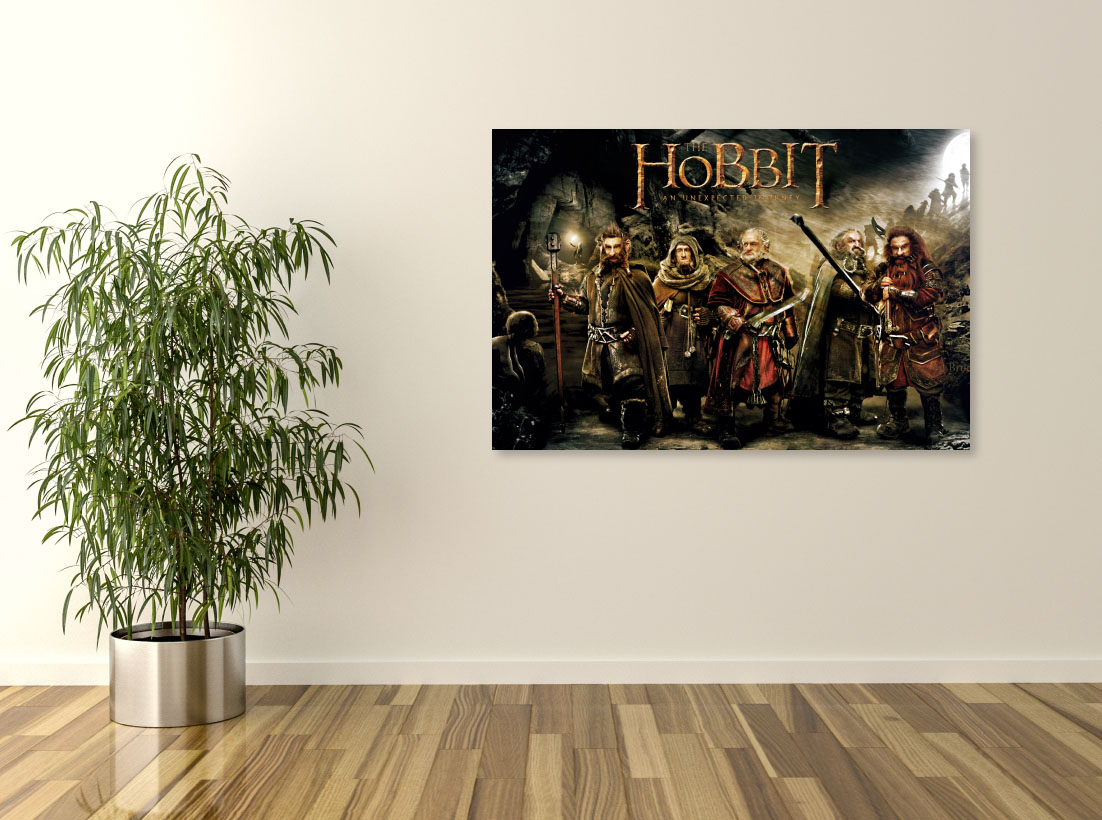 Tablou Filme The Hobbit - Pepanza.ro