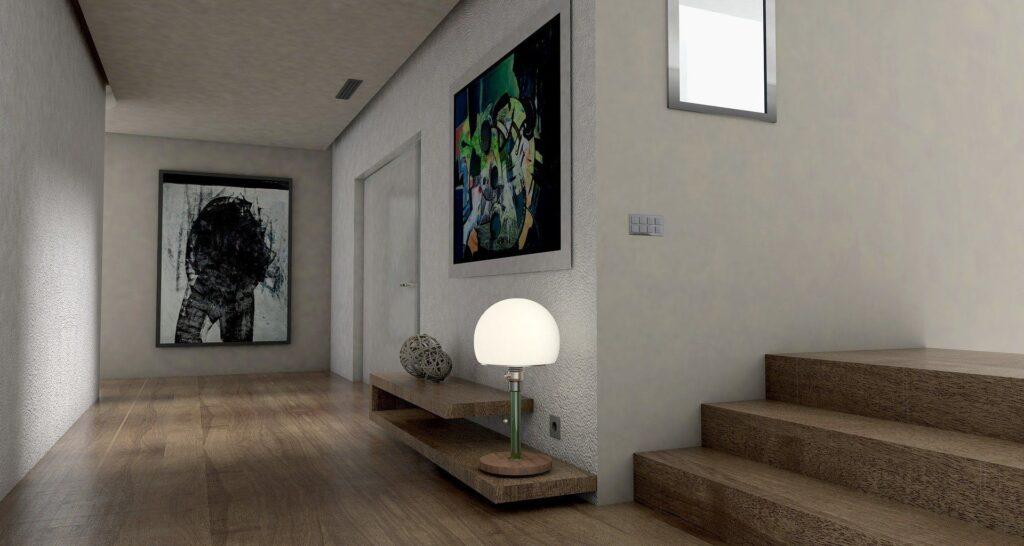 1. Ce decorațiuni să pui pe perete în hol (8)