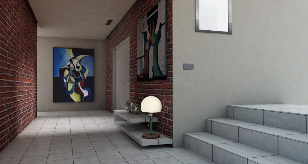 1. Ce decorațiuni să pui pe perete în hol (9)
