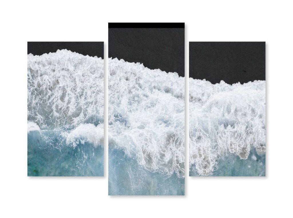 2. Cadouri pentru nași de botez în funcție de eveniment - 2.3 Cadouri pentru nași de aniversarea lor - tablouri multicanvas cu 3 piese (1)