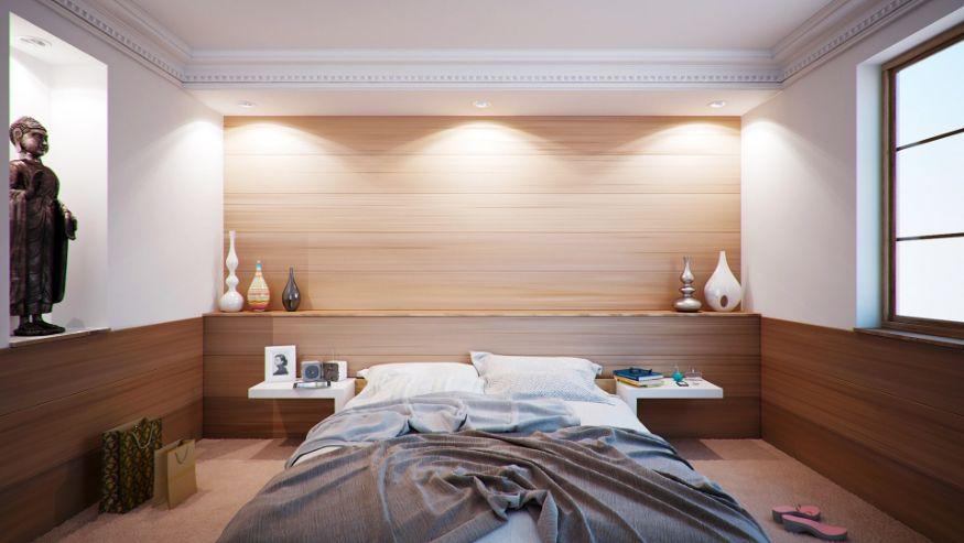 2. Culori pentru un dormitor în stil feng shui cald