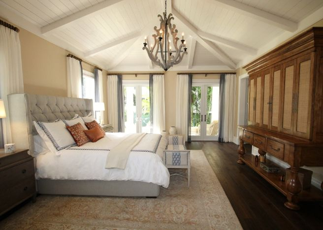2. Culori pentru un dormitor în stil feng shui culori calde