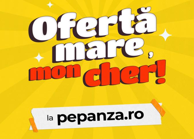 Oferta pepanza.ro