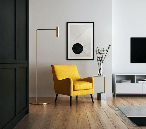 Culori stil minimalist