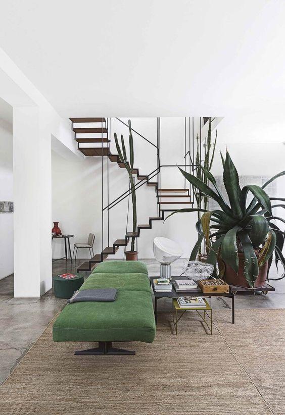 Amenajare living minimalist