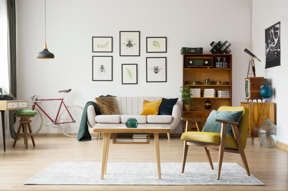 Stilul vintage: descoperă cum îl poți integra în locuința ta!