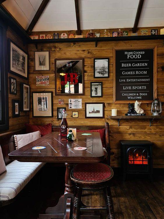 Decor pentru o cafenea cum alegi un stil de design interior