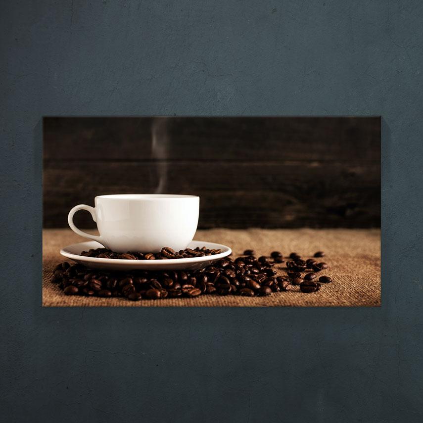 Tablou bucatarie cafea