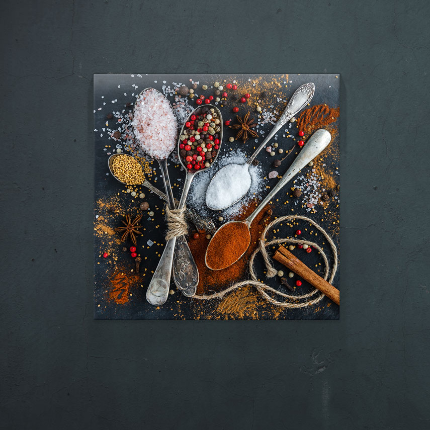 Tablou bucatarie condimente