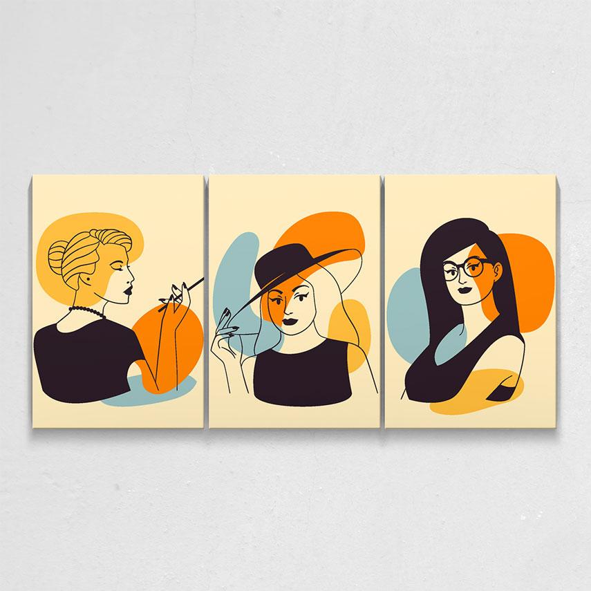 Women in elegant line- Pepanza.ro