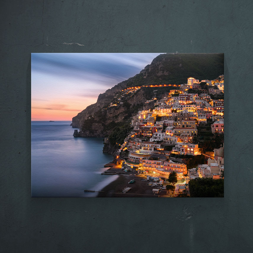 Peisaj Coasta Amalfi- Pepanza.ro