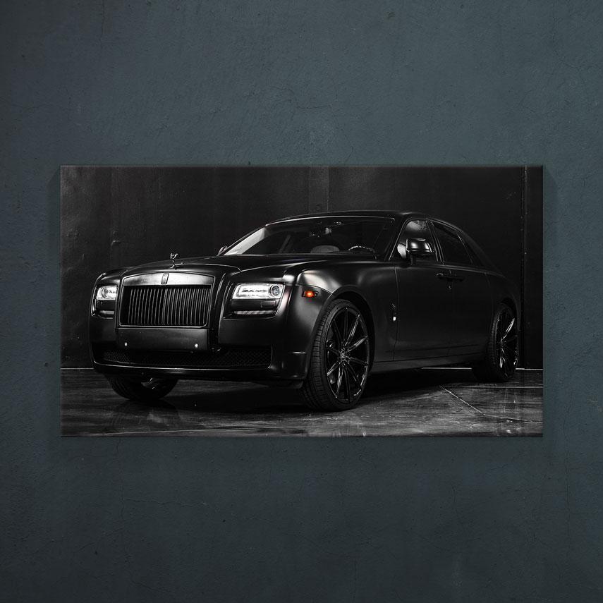 Rolls Royce negru- Pepanza.ro
