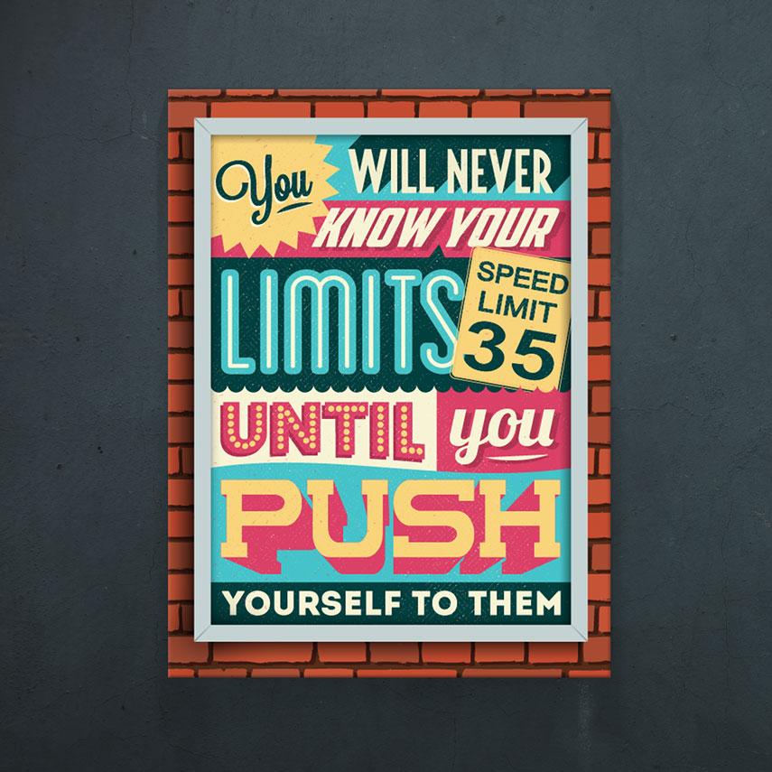 Push your limits- Pepanza.ro