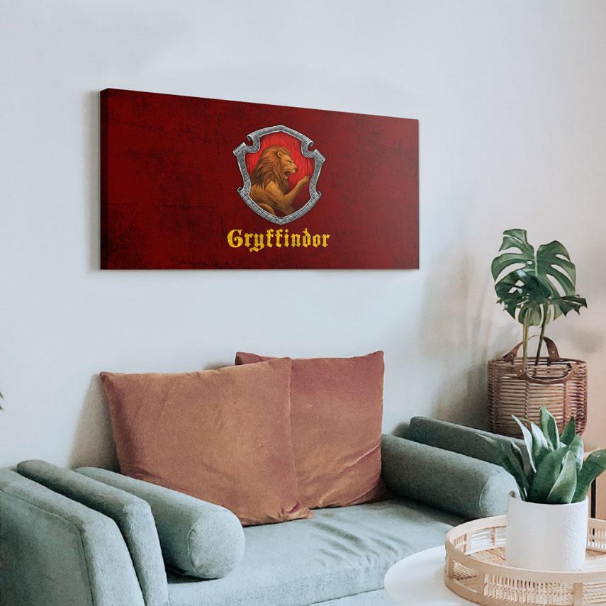 Tablou Filme Harry Potter - Gryffindor - Pepanza.ro