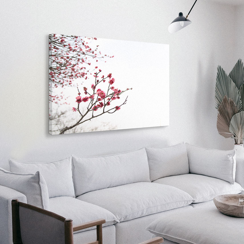 Tablou canvas Flori de primăvară - Pepanza.ro