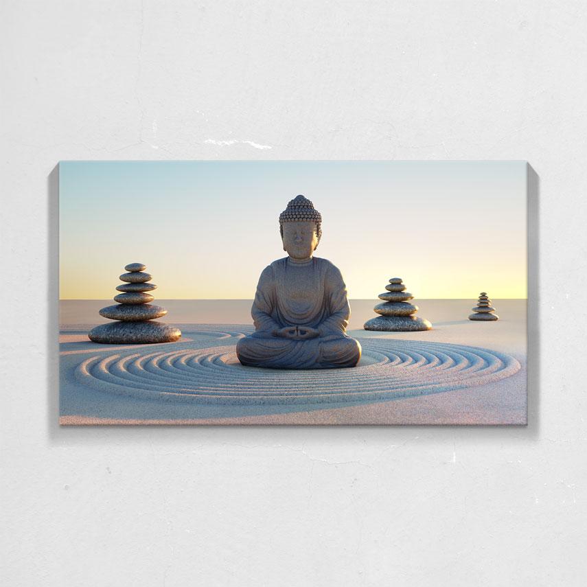 Buddha meditand- Pepanza.ro