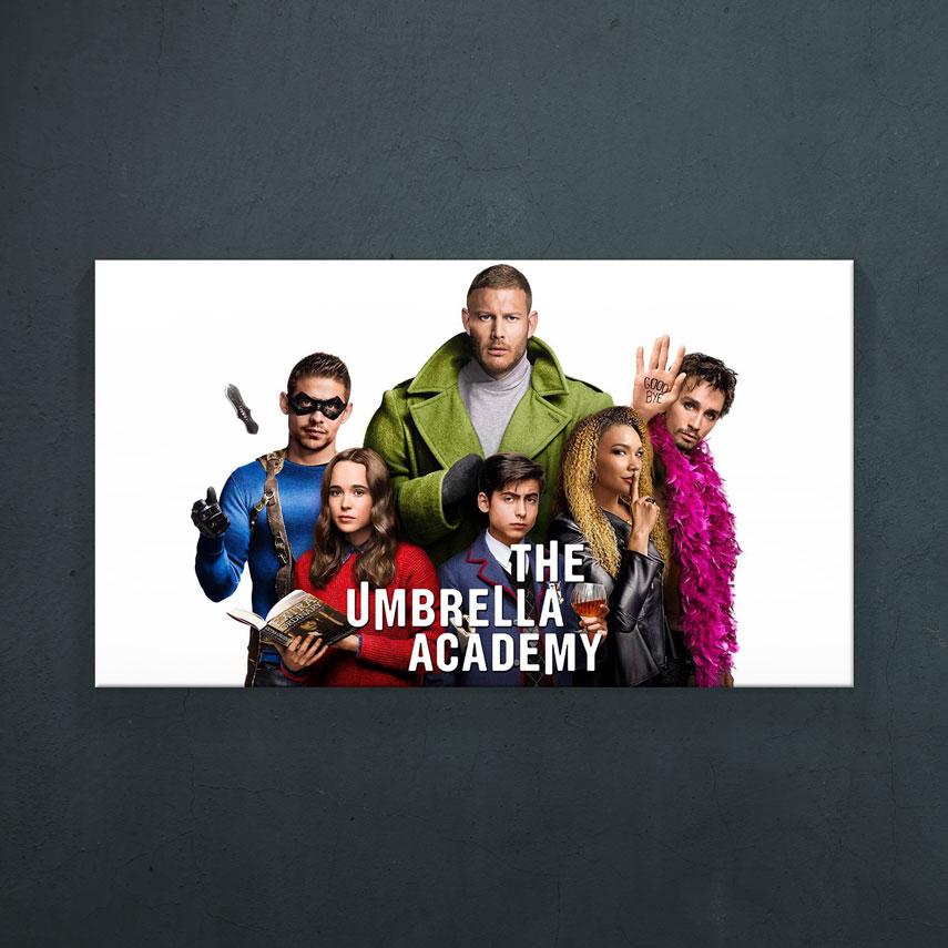 The Umbrella Academy- Pepanza.ro