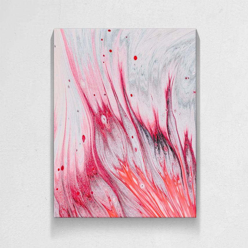 Abstract pink- Pepanza.ro