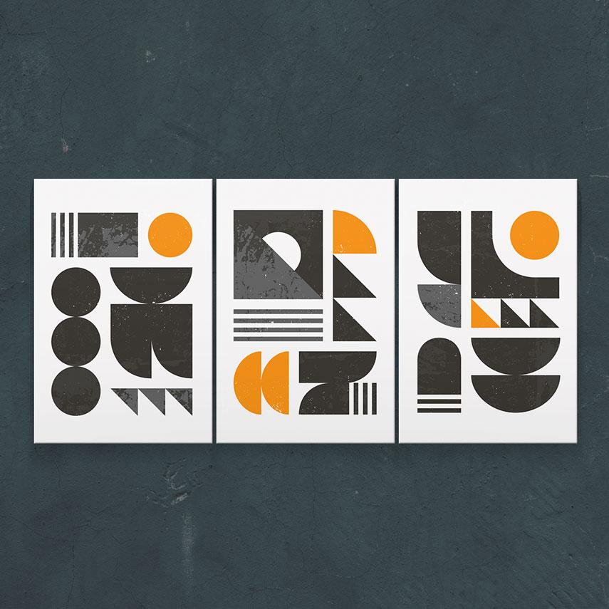 Forme geometrice 3 piese- Pepanza.ro