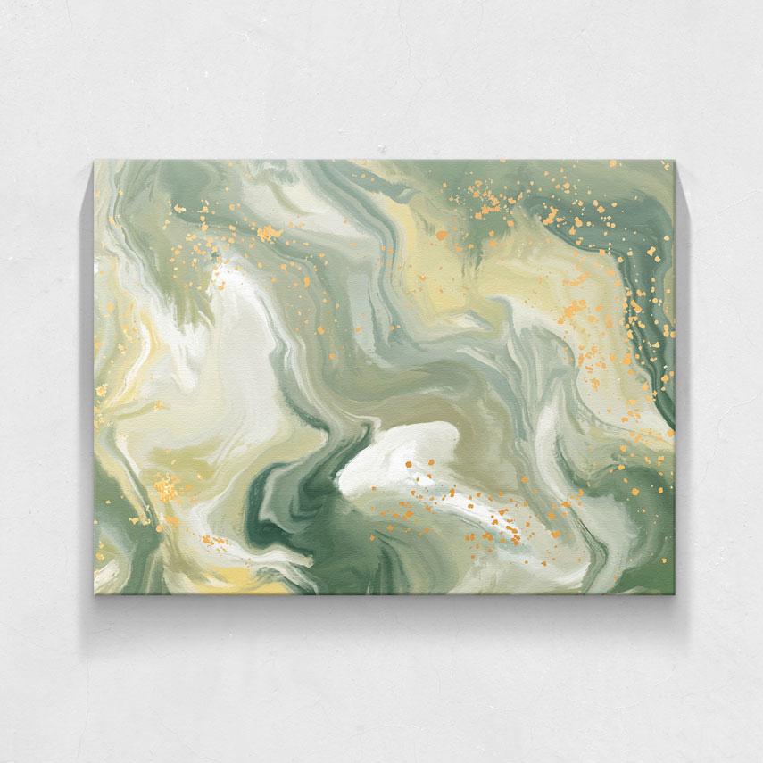 Abstract Green - Pepanza.ro