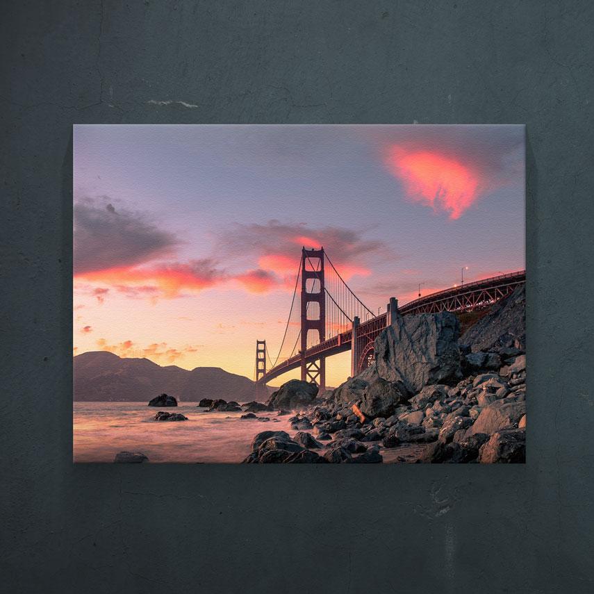 Golden Gate bridge- Pepanza.ro