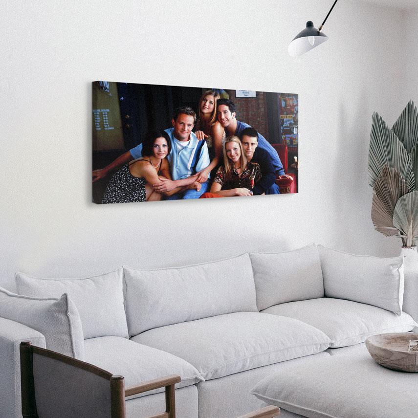 Tablou Filme Friends 2 - Pepanza.ro