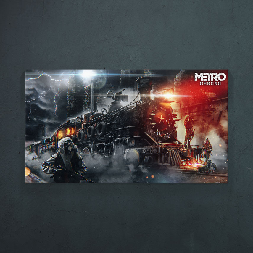 Metro Exodus - Pepanza.ro
