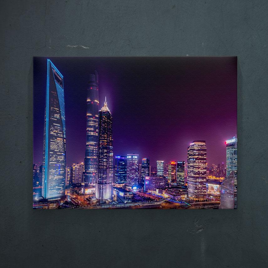 City lights- Pepanza.ro
