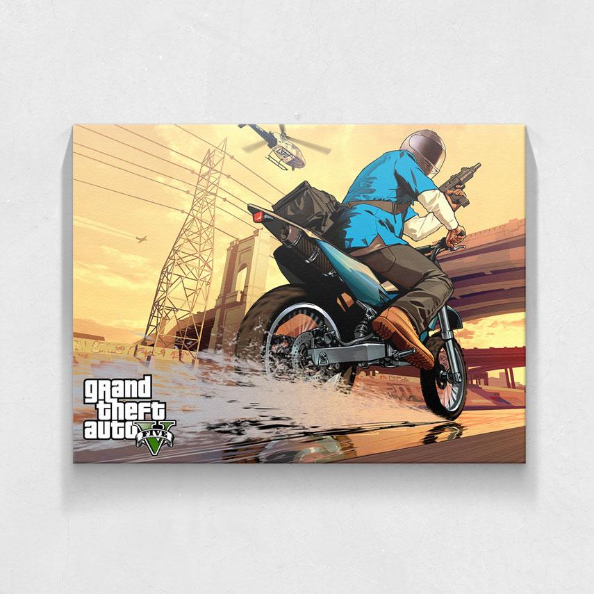 Grand Theft Auto Escape- Pepanza.ro