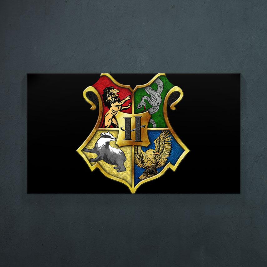Harry Potter - Casele Hogwarts- Pepanza.ro