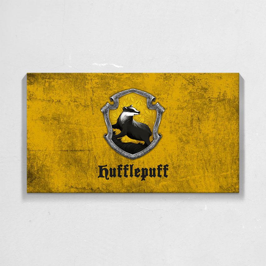 Harry Potter Hufflepuff- Pepanza.ro