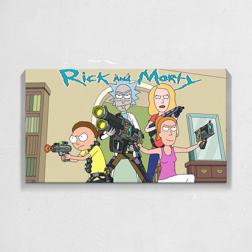 Rick and Morty- Pepanza.ro