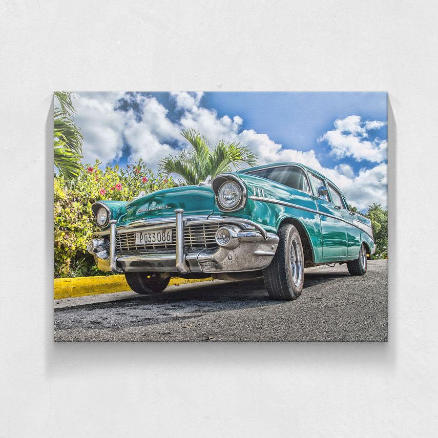 Masina Chevrolet vintage- Pepanza.ro