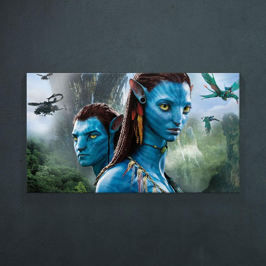 Avatar - Neytiri & Jake- Pepanza.ro