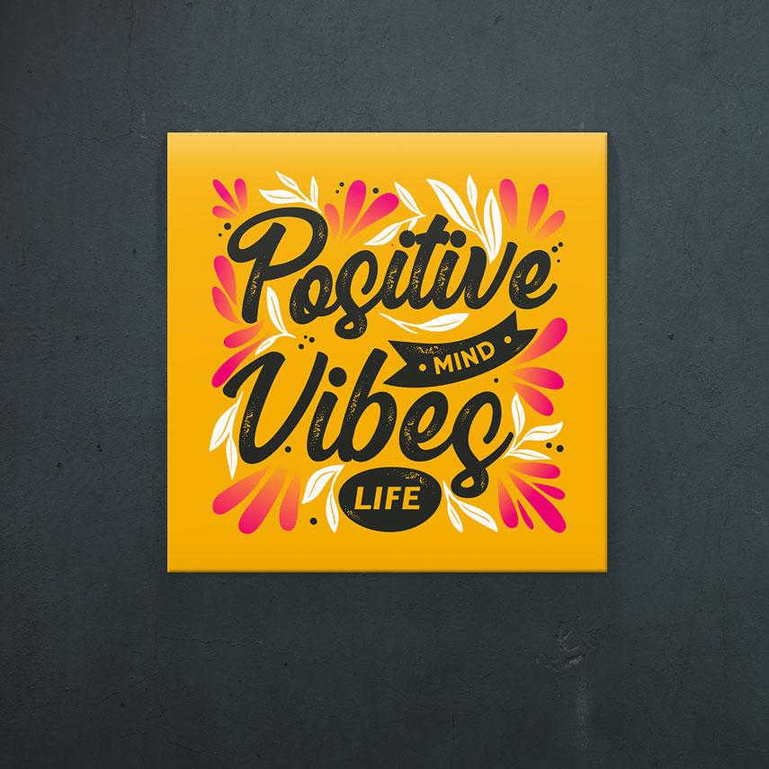Positive vibes- Pepanza.ro