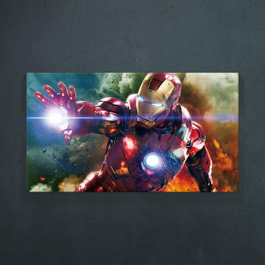 Iron Man- Pepanza.ro
