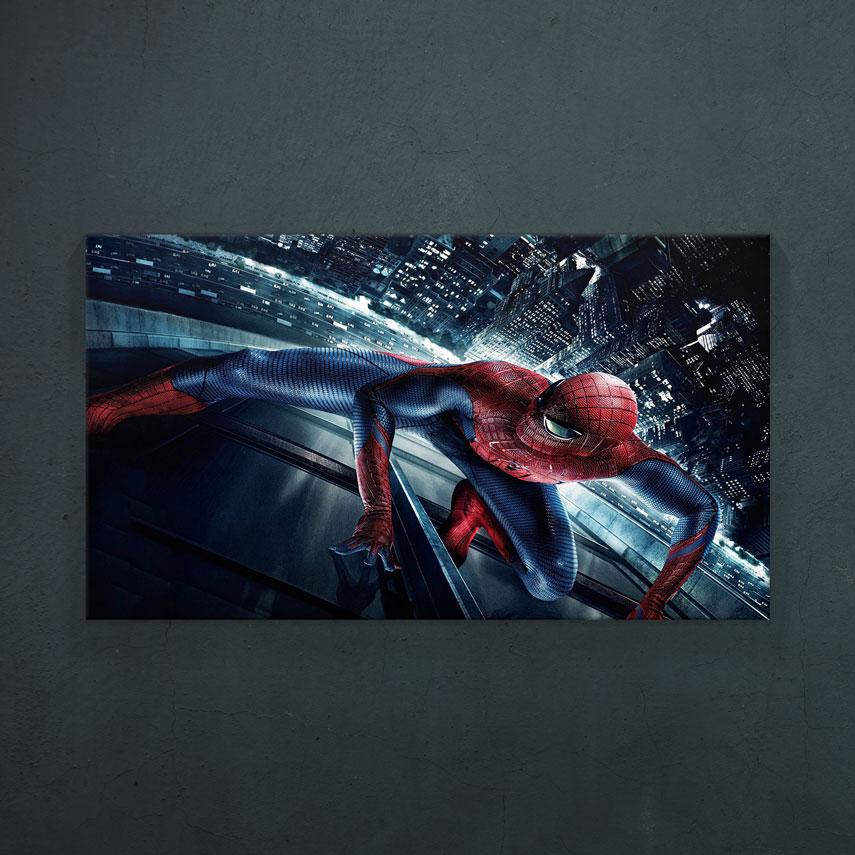 Spider Man in action- Pepanza.ro