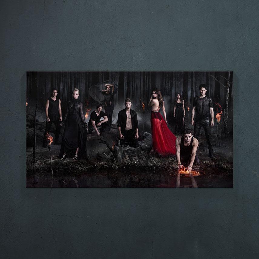 The Vampire Diares - All Stars- Pepanza.ro