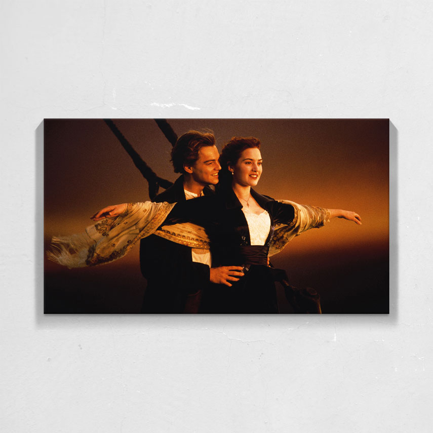 Titanic - Jack & Rose- Pepanza.ro