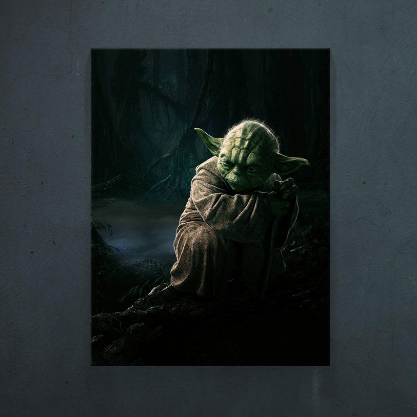 Star Wars, Yoda- Pepanza.ro