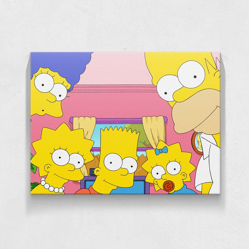 The Simpsons- Pepanza.ro