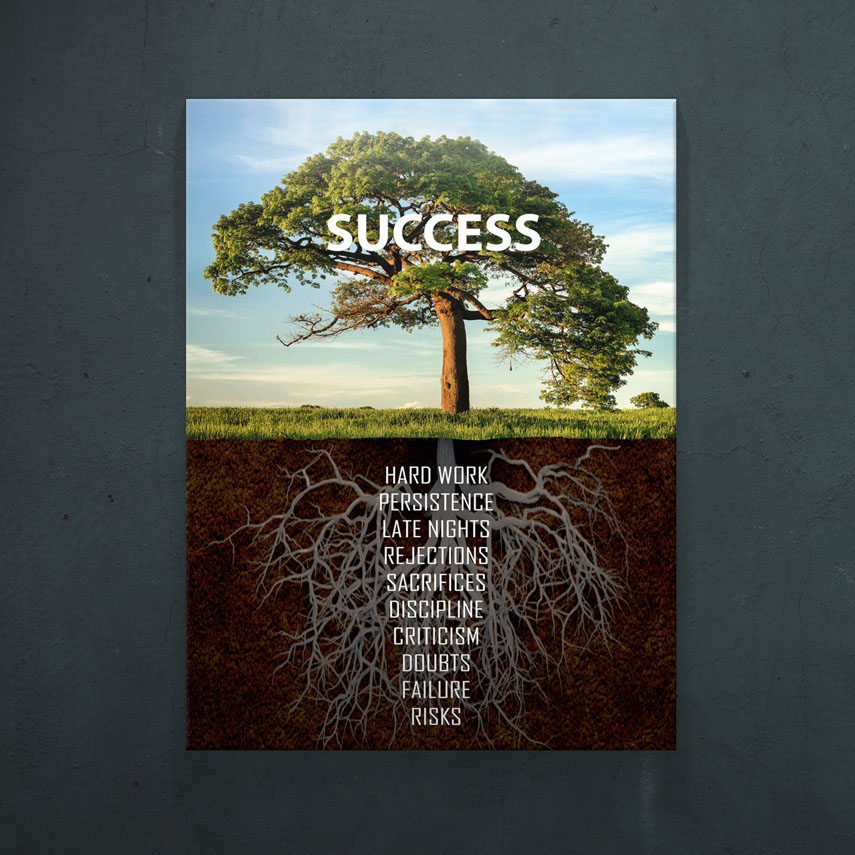 Success tree- Pepanza.ro