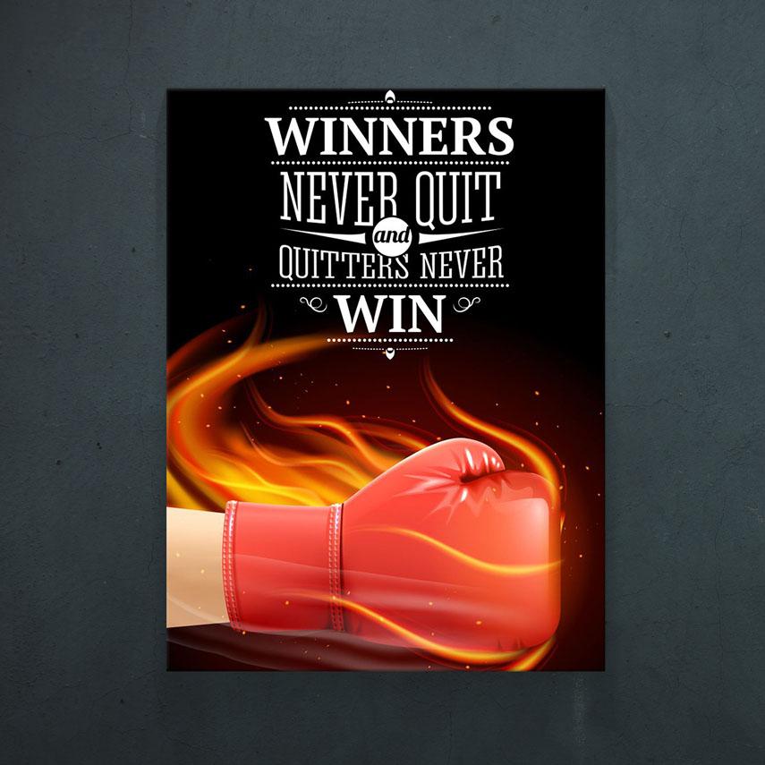 Winners vs Quitters- Pepanza.ro